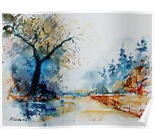 watercolor 240706 Poster
