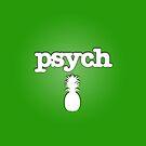 Psych Design Variation by tychilcote