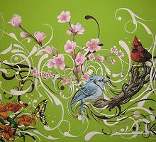 Four Seasons by kelvin lee
