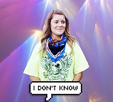 Grace Helbig - I Dont Know by KJELLBRGS