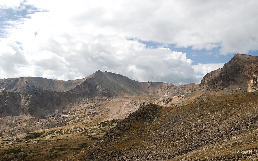 Hiking Arapahoe Pass by RKastl