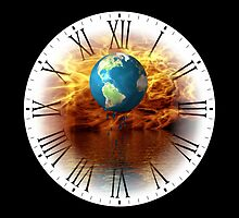 Global Warming Just A Matter Of Time by jewelskings