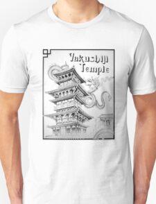 yakushiji temple T-Shirt