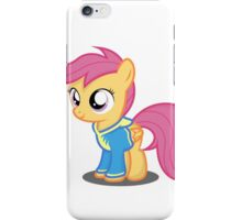 Scootaloo - Hoodie iPhone Case/Skin