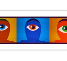 The Eye Looketh Sticker
