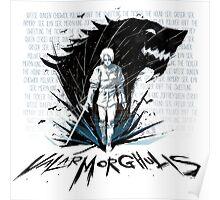 Valar Morghulis Poster