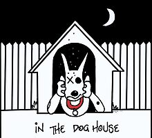 In The Dog House Red Edition by Donna Huntriss
