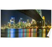 Sydney from Milsons Point Poster