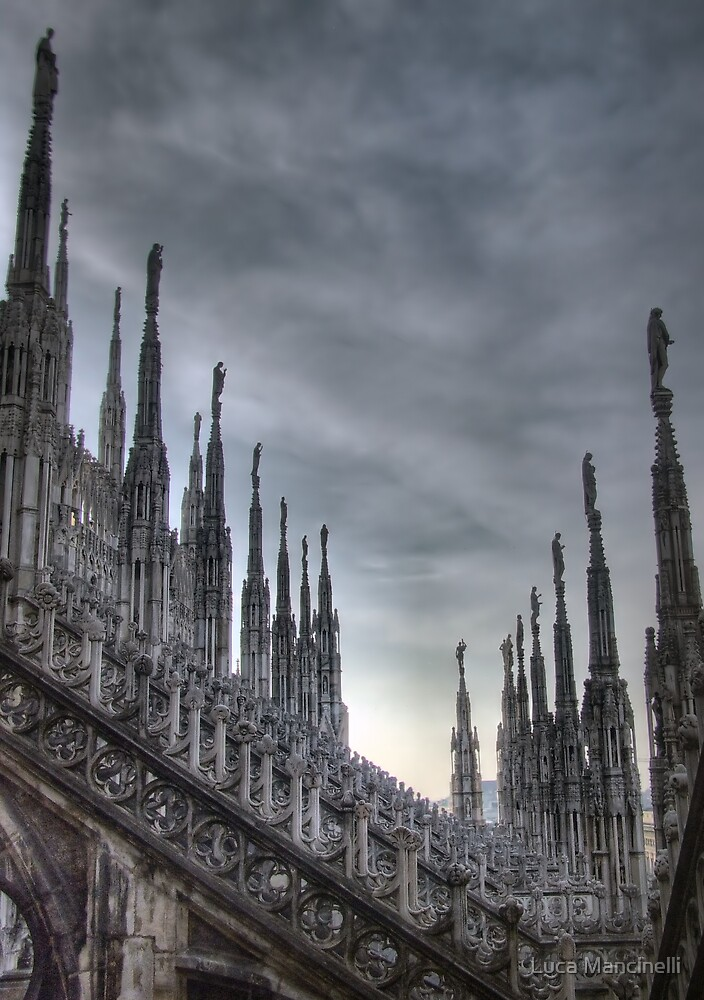 All the Saints by Luca Mancinelli