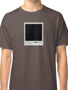 Memento shirt Classic T-Shirt