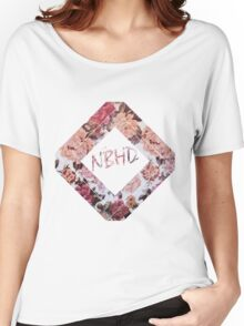 The NBHD Floral Women's Relaxed Fit T-Shirt