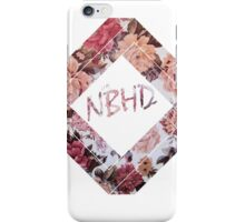 The NBHD Floral iPhone Case/Skin