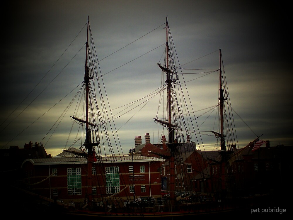 the bounty by pat oubridge