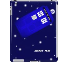 Doctor Who Rocket Man iPad Case/Skin