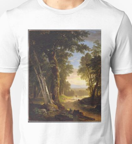 Asher Brown Durand - The Beeches Unisex T-Shirt