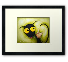 I'm an Angel! Framed Print