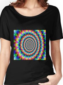 Hypnotic Women's Relaxed Fit T-Shirt