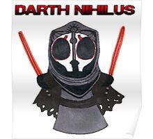 Darth Nihilus Puff Poster
