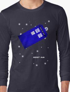 Doctor Who Rocket Man Long Sleeve T-Shirt