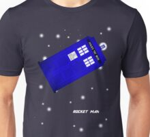 Doctor Who Rocket Man Unisex T-Shirt