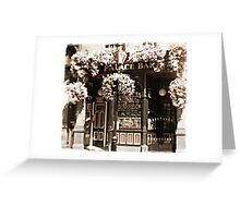 I Remember Dublin City ...in the Quare oul Times. 2 Greeting Card