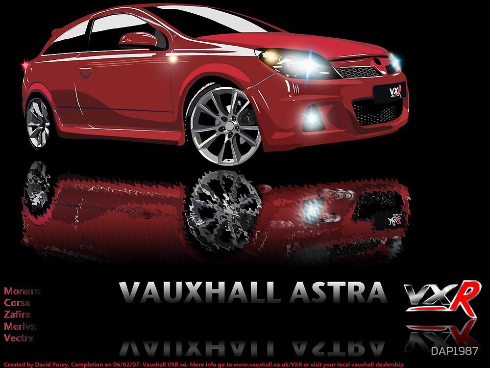 VXR Astra (My first vector) by DAP1987