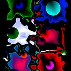 Abstract in Color by PRPhoto