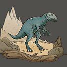Dino by Kristel Mallet
