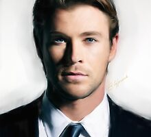 Chris Hemsworth by andirobinson