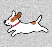 Cute Jack Russell Terrier Kids Clothes