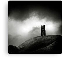 Glastobury Tor Canvas Print