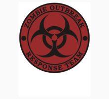 zombie outbreak the walking dead by reelpartyt-shir