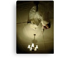 .... 9, 10, never sleep again... Canvas Print