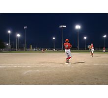 Take the field Photographic Print