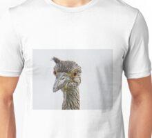 Yellow Crowned Night Heron - Juvenile   (1407111658VA) Unisex T-Shirt