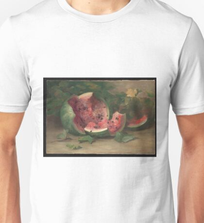 Charles Ethan Porter - Untitled (Cracked Watermelon) Unisex T-Shirt