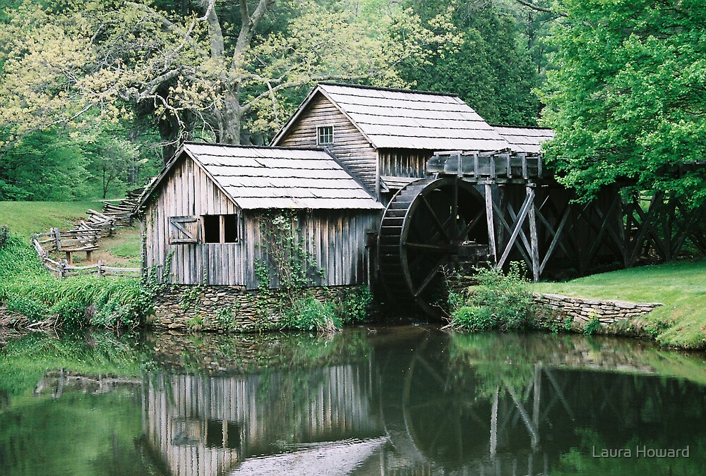 Mabry's mill 4 by Laura Howard