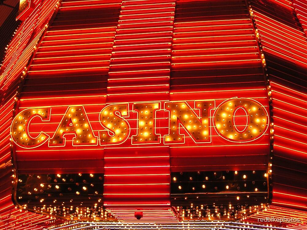 neon casino by redbikephotos