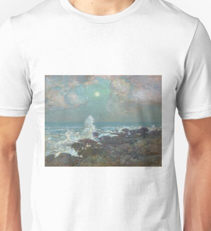 Childe Hassam - Seascape-Isle Of Shoals Unisex T-Shirt