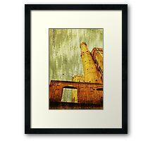 Roubaix Framed Print