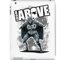 From Above -Graf 02 iPad Case/Skin
