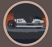 Morgan 3 Wheeler Superdry by 3pedaldriving
