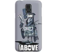 From Above Comic Samsung Galaxy Case/Skin