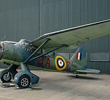 Westland Lysander IIIA V9545/BA-C G-BCWL by Colin Smedley