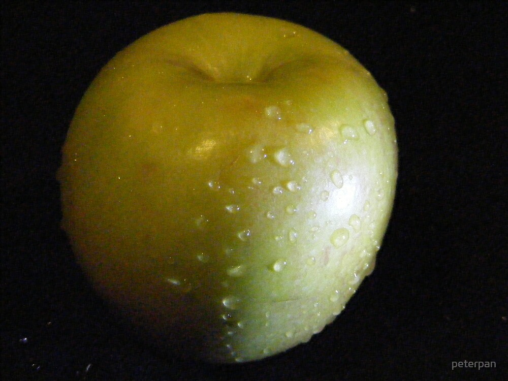 Granny Smith was always rotton to the core! by peterpan
