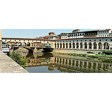 Ponte Vecchio Florence Photographic Print