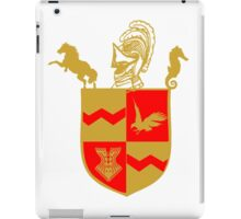 Silas University Coat of Arms iPad Case/Skin
