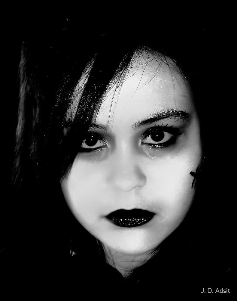 Zombie Princess  by J. D. Adsit