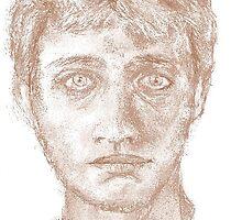MS Paint Portrait by ducttaped