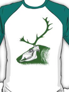 Rudolph the Green Reindeer T-Shirt